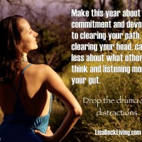 Commitment and Devotion with Lisa Beck Living