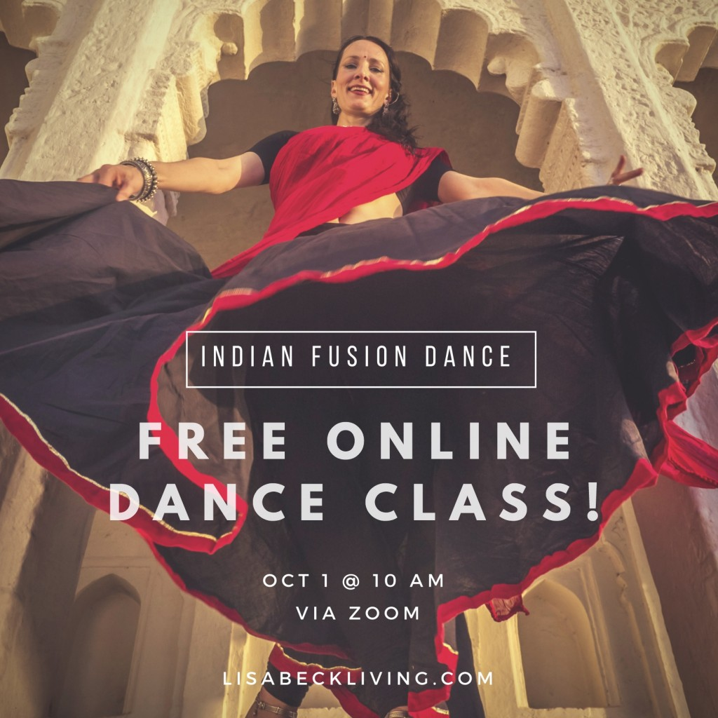 indian fusion dance