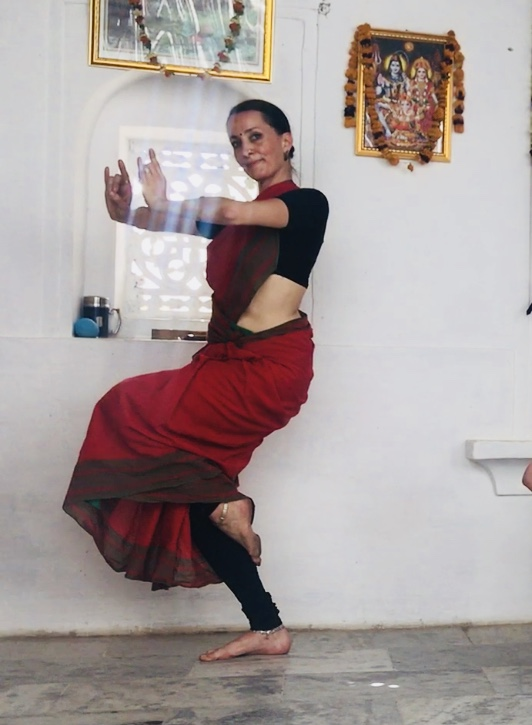 Odissi Practice Class @ Montecito School of Ballet  | Santa Barbara | California | United States