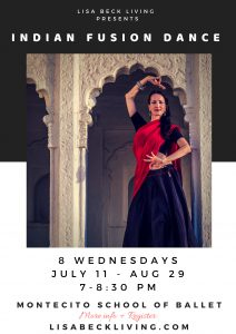Indian Fusion Dance @ Montecito School of Ballet | Santa Barbara | California | United States